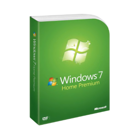 Microsoft Windows 7 Home Premium (GFC-02047) електронен сертификат